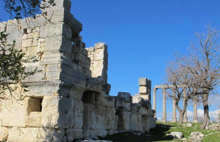 Silifke'nin Uzuncaburç Antik Dünya'sına Yolculuk…
