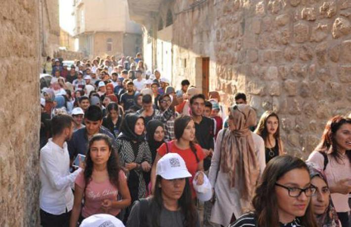 Mardin turizmde rekora koşuyor
