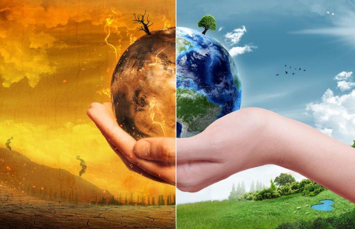 Küresel ısınmada turizmin payı ne?