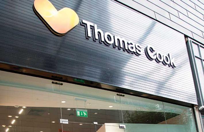 Thomas Cook'un 555 şubesini rakibi satın aldı