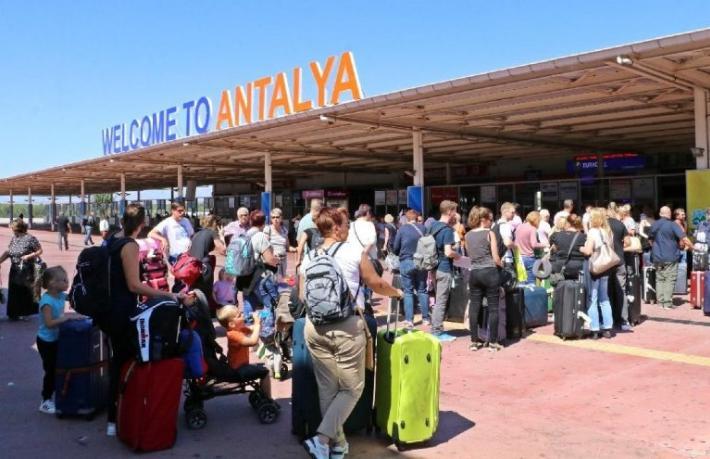 Antalya Havalimanı Avrupa birincisi oldu