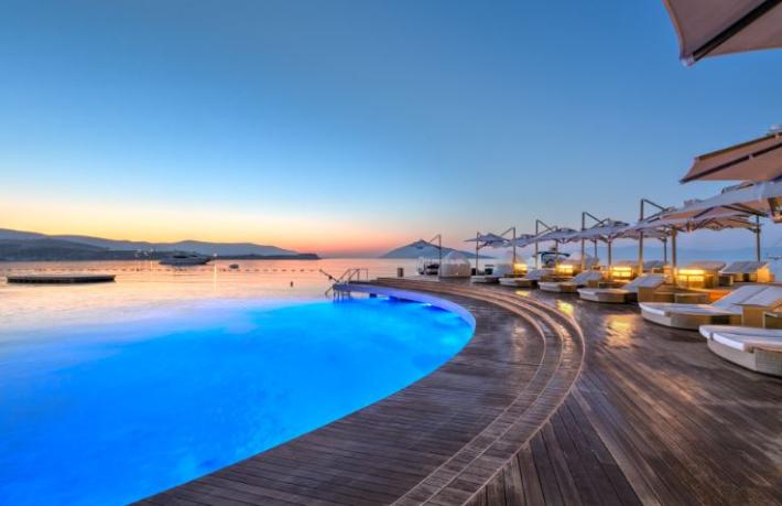 Avrupa'nın En İyi 20 Resort Oteli'nden biri seçildi