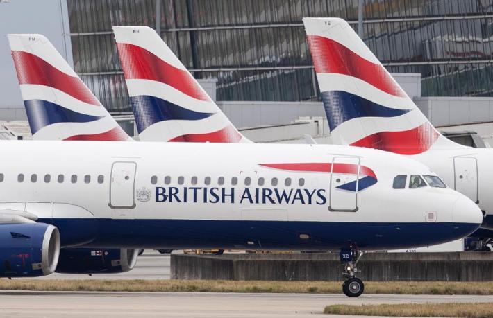 İngilizler'in bayrak taşıyıcısı Antalya'ya uçacak