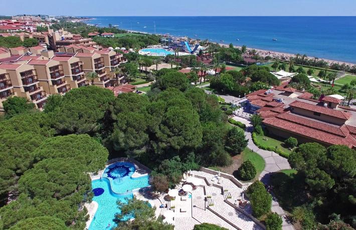 Antalya'nın ünlü otelinin işletmecisi değişti