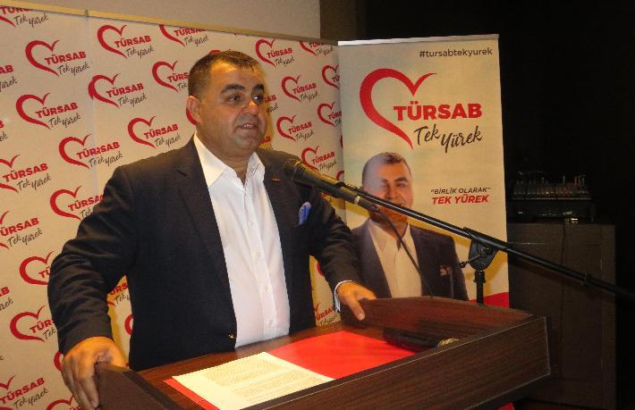 TÜRSAB Başkan Adayı Davut Günaydın ittifak iddialarını yalanladı
