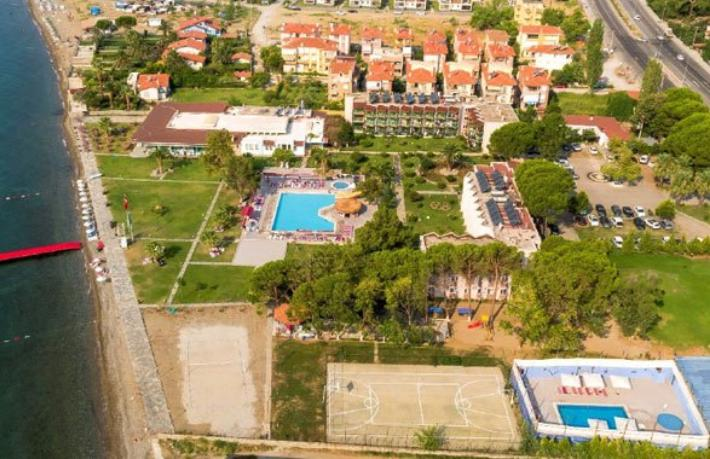 Eraltın Turizm'den Edremit'e otel