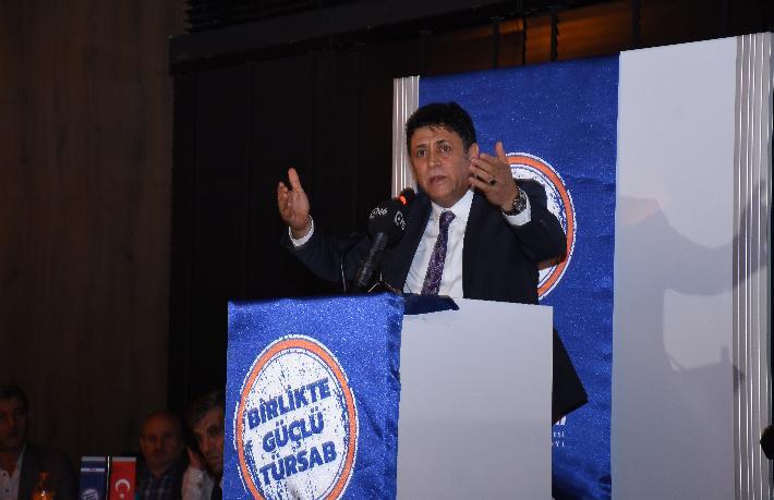 TÜRSAB Başkan adayı Hasan Erdem Bursalı acentelerle buluştu