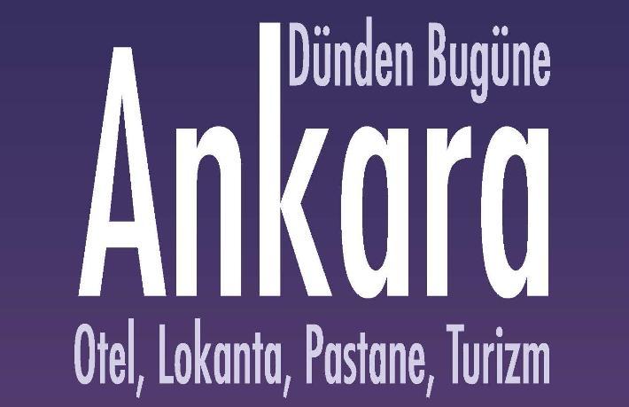 Ankaralılar'ın anılarındaki işletmelerin öyküleri kitap oldu