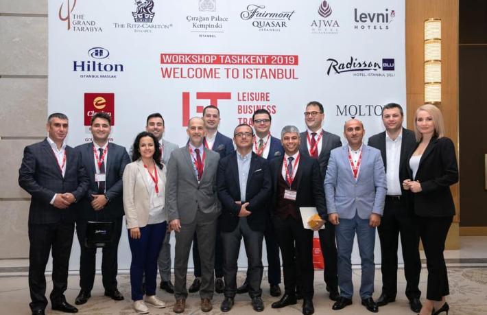Turizmcilerden Özbekistan'a çıkarma
