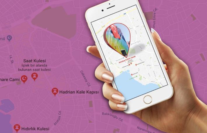 Antalya'nın dijital kent haritası çıkarılacak