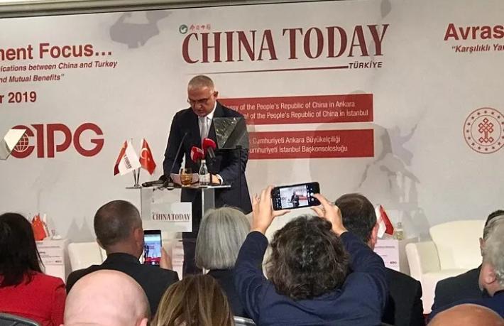 Çin'de hatalı tanıtım yaptık