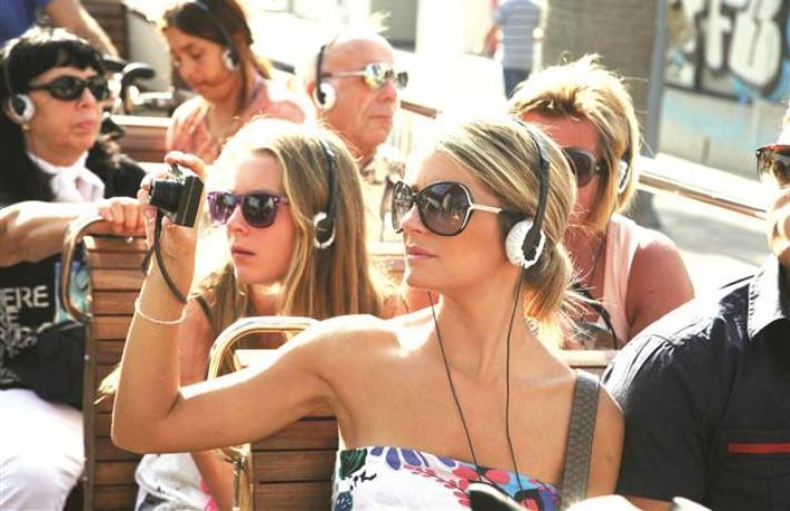İsrailli turist Türkiye'den vazgeçmiyor