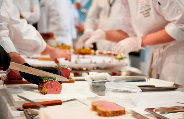 Gastronomi dünyasının yeni trendleri Sirha İstanbul'da