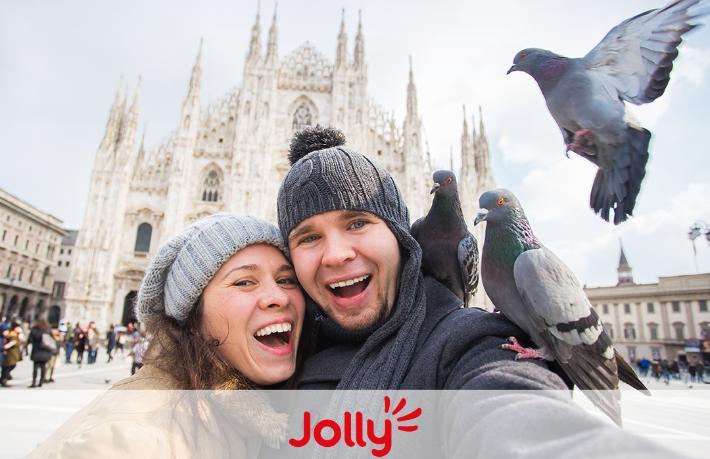 Bu kış Jolly ile 'Bi Avrupa yap sen'