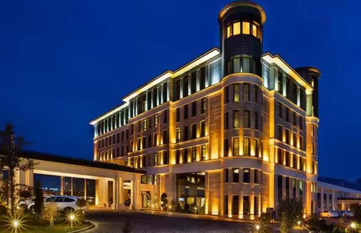 O kentte oteller 5 aydır yüzde 100 dolu