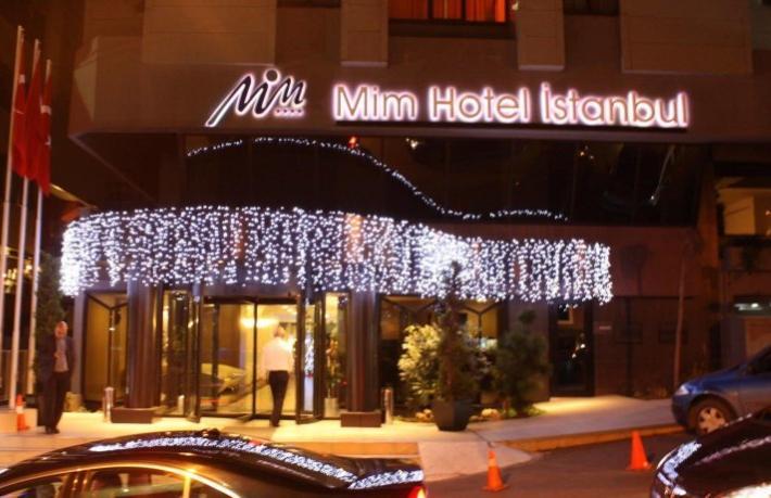 İstanbul'un köklü oteli icradan satılıyor
