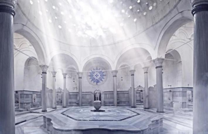 Tarihi Cağaloğlu Hamamı Paşabahçe'yi mahkemeye verdi