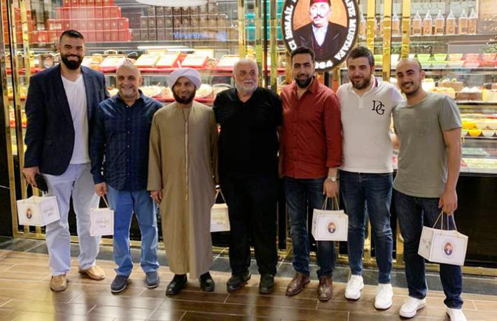 Hafız Mustafa 1864, Dubai'de açıldı