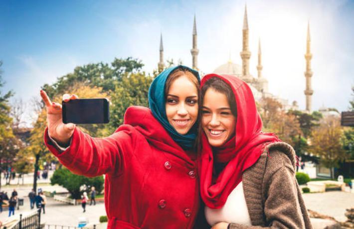 Müslüman kadın turistin favori tatil ülkeleri neresi?