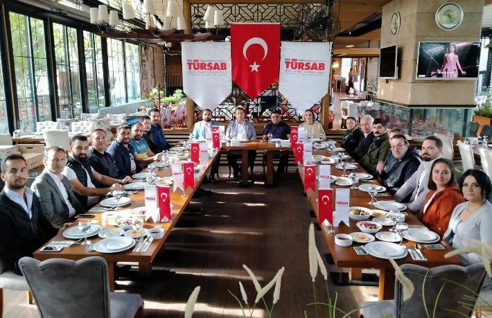 TÜRSAB'tan doğu ile batıyı birleştiren gezi