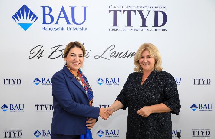 TTYD ile Bahçeşehir Üniversitesi'nden turizmde işbirliği