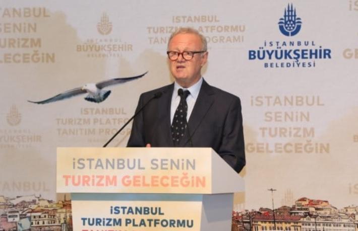 Taşbaşı: İstanbul'a artık düşük gelir grubu turist geliyor