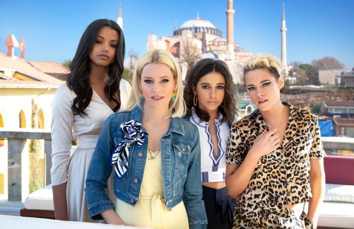 Melekler İstanbul'u çok sevdi