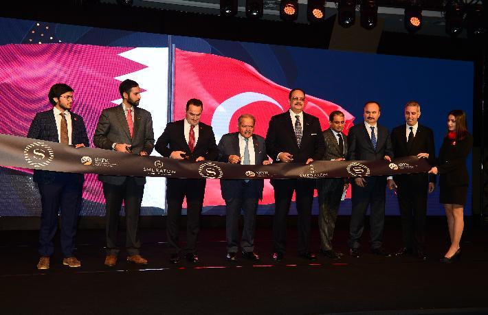 Sheraton'ın en yeni oteli Beyoğlu'nda açıldı