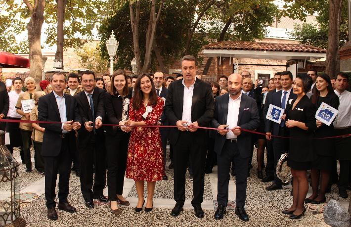 Hagia Sofia Mansions Curio Collection By Hilton hizmete girdi