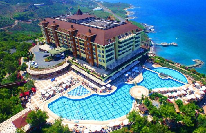 Utopia World Hotel, Erdoğan'dan onay bekliyor