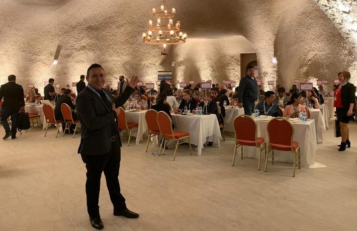 TravelShop Turkey yabancı tur operatörlerini Kapadokya'da ağırladı