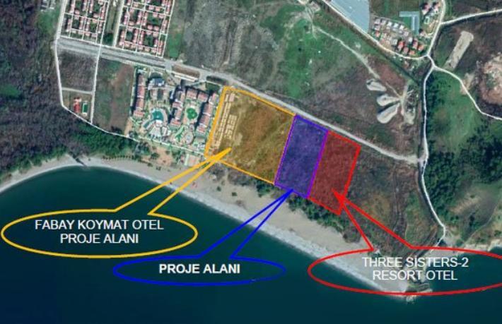 Fethiye'ye 360 odalı yeni oteline kavuşuyor