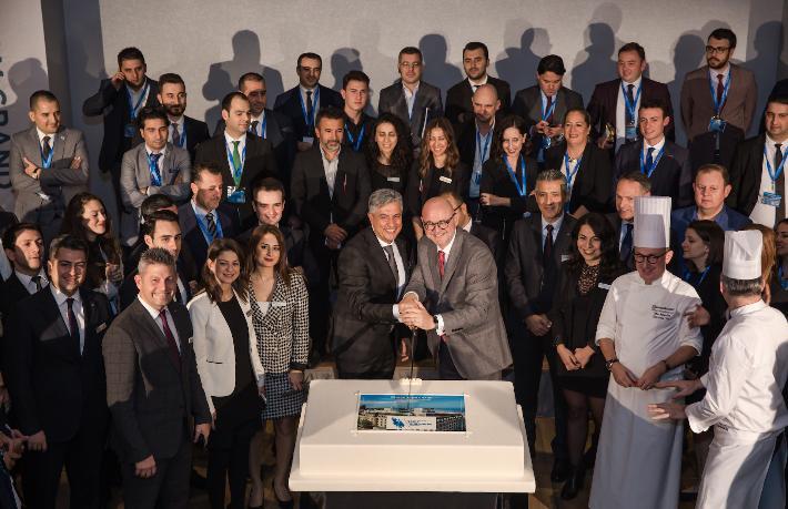 Otelcilik devi yeni markasının startını Türkiye'den verdi