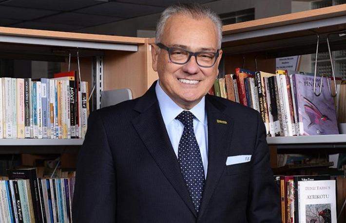 Talha Çamaş TÜRSAB'ın Onursal Başkanı oldu