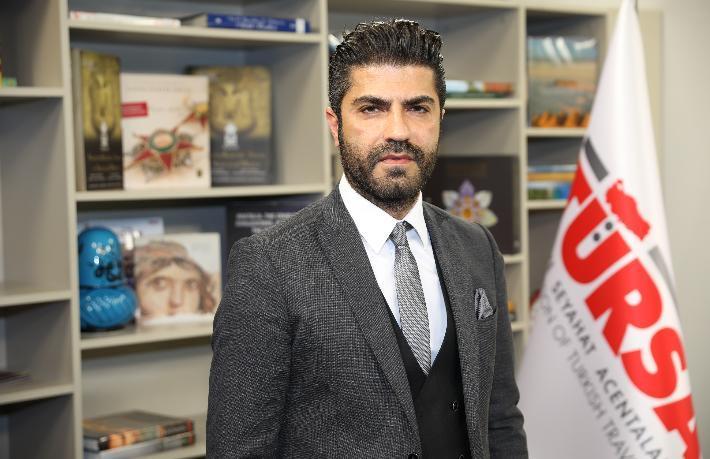TÜRSAB'ı Tanıtım Ajansı'nda İbrahim Halil Kalay temsil edecek
