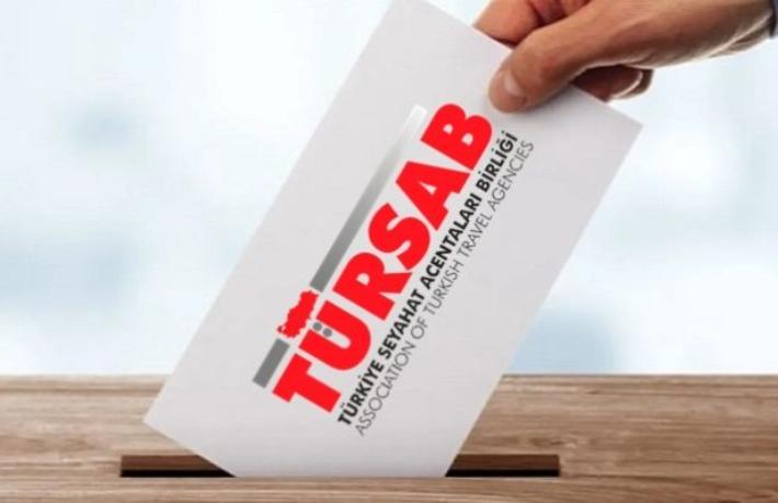TÜRSAB'ta listeler açıklandı, seçim devam ediyor