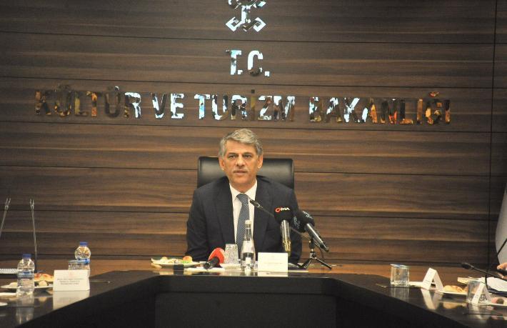 Bakanlıktan turizm altyapısına 328 Milyon Lira destek