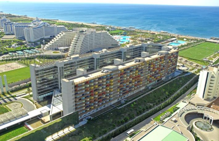 Ünlü otel 544 Milyon Liralık borcunu devretti