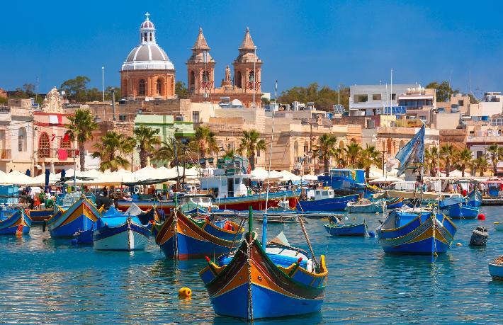 Jolly adalar ülkesi Malta'ya davet ediyor