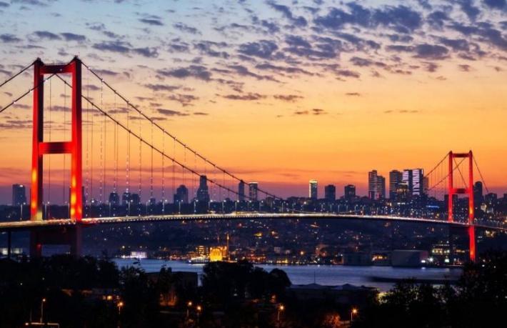 İşte İstanbul'a 10 ayda gelen turist sayısı