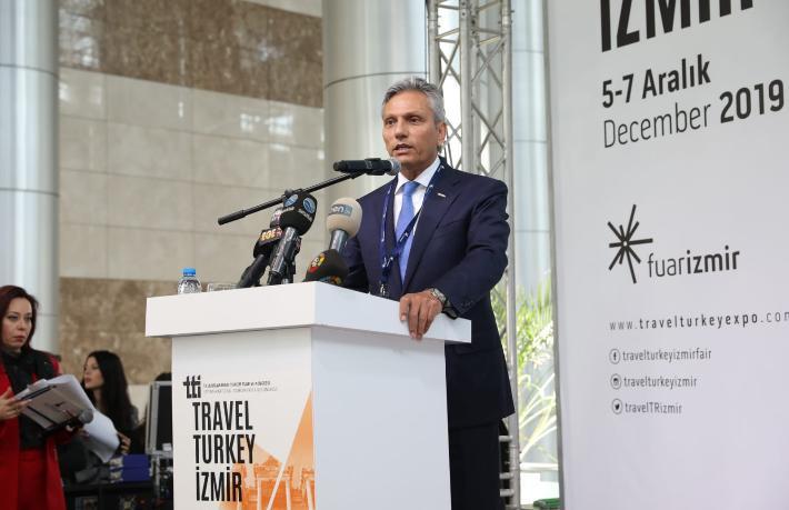 Travel Turkey, Yunanistan'ın da katıldığı bir Ege Fuarı olmalı