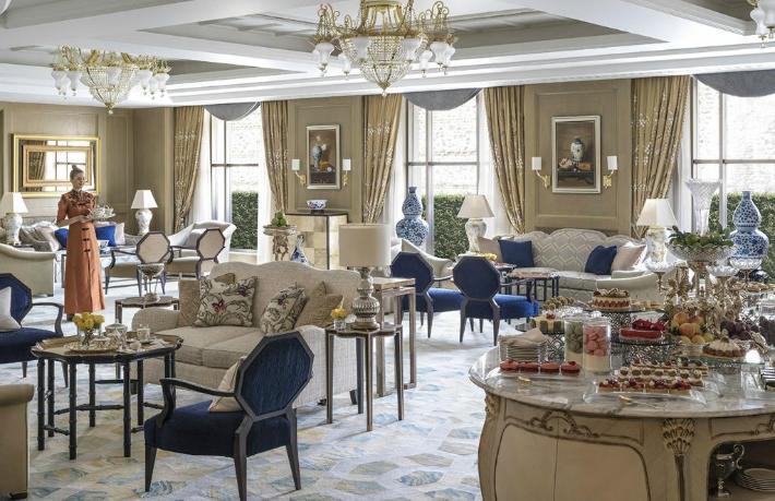 Dev holding Beşiktaş'taki lüks otelini satıyor