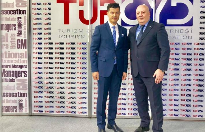 Real Konak Hotel, Batman'ı İzmir'de tanıttı