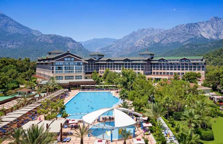 Avantgarde Luxury Resort'u Armas Global işletecek