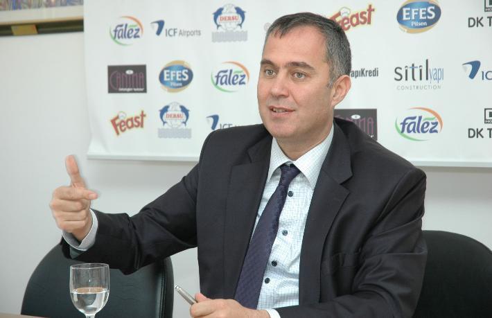 Sururi Çorabatır TÜROFED'in başkanı oluyor
