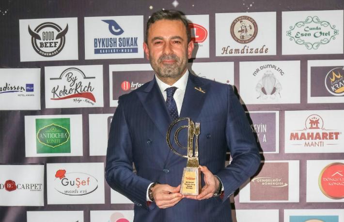 Matbah Restaurant'a Türkiye'nin En Favorisi Ödülü