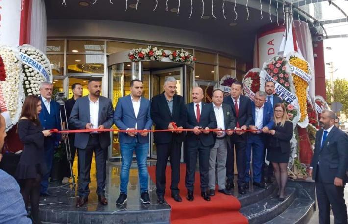 Ramada Plaza By Wyndham İzmir, kapılarını açtı