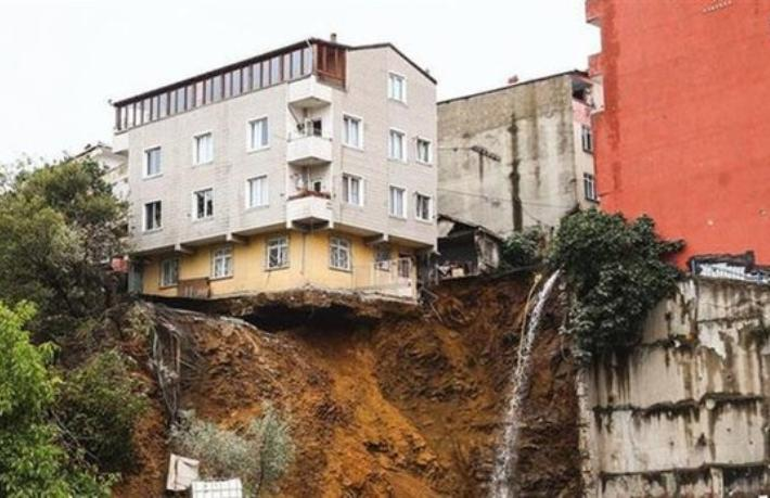 Bir otel inşaatının değiştirdiği hayatlar
