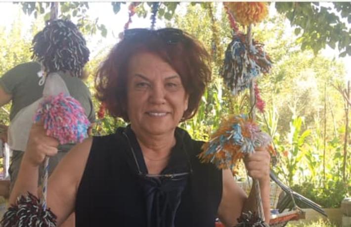 Turizmci Emine Özkara kalbine yenik düştü