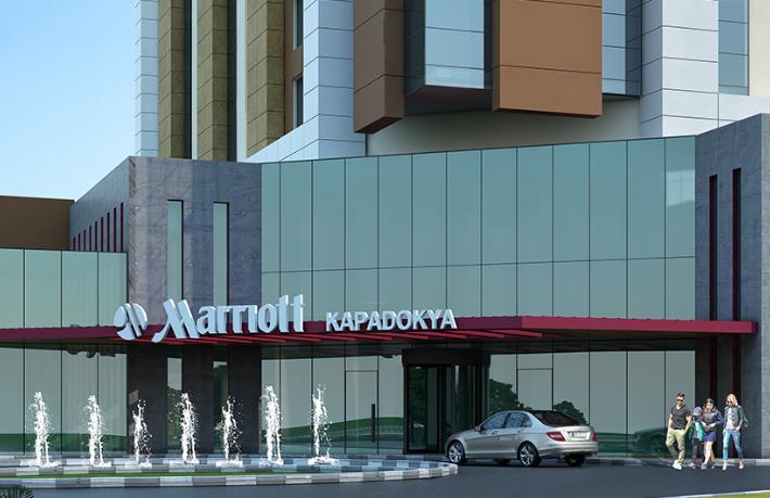 Marriott Kapadokya nihayet açılıyor